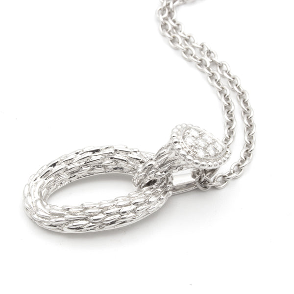 Boucheron Serpent Boheme necklace