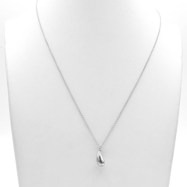 Tiffany & Co Teardrop Elsa Peretti necklace