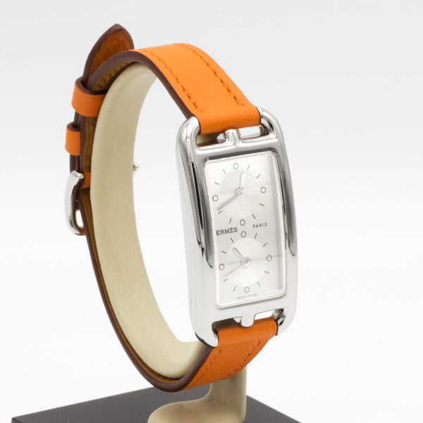 Hermès watch Cape Cod 2 Zones