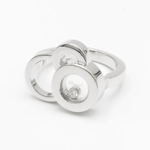 Chopard ring Happy Bubbles