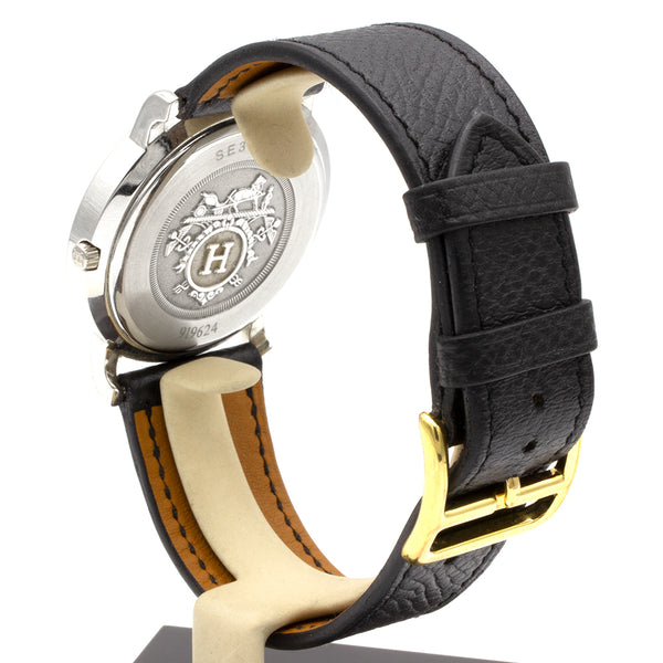Hermes watch Sellier SE3.720