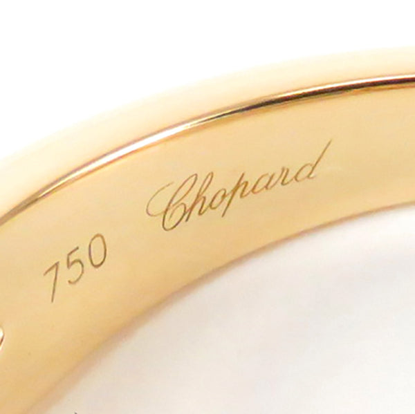 Chopard Happy Diamonds ring Sz 51