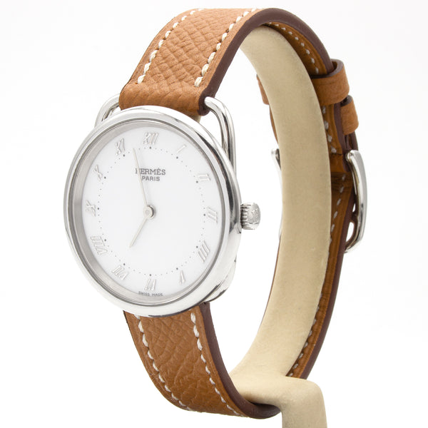 Hermes Arceau 30mm watch