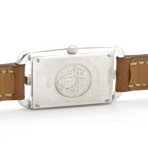 Hermès Cape Cod Nantucket watch