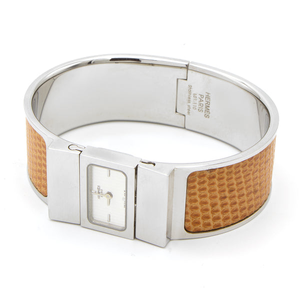 Hermès Loquet LO1.210 watch