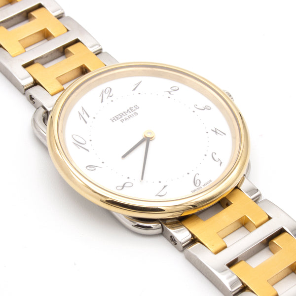 Hermes Arceau 33mm watch