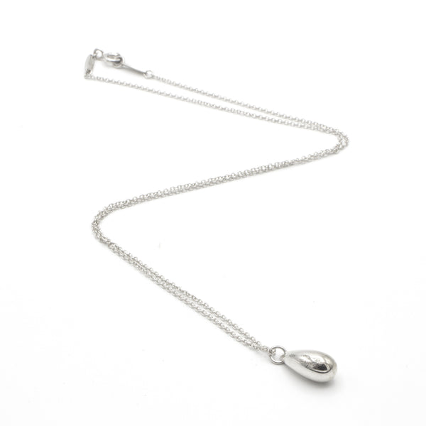Tiffany & Co teardrop necklace