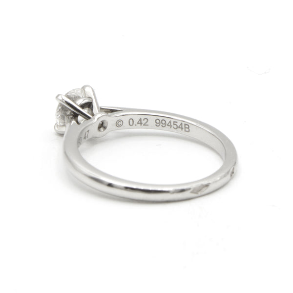 Cartier Solitaire ring Size 47