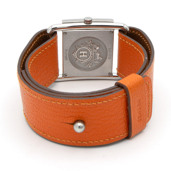Hermes Barenia BA1.510 watch