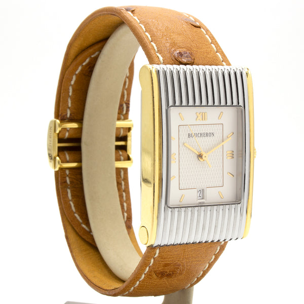 Boucheron Reflet GM watch