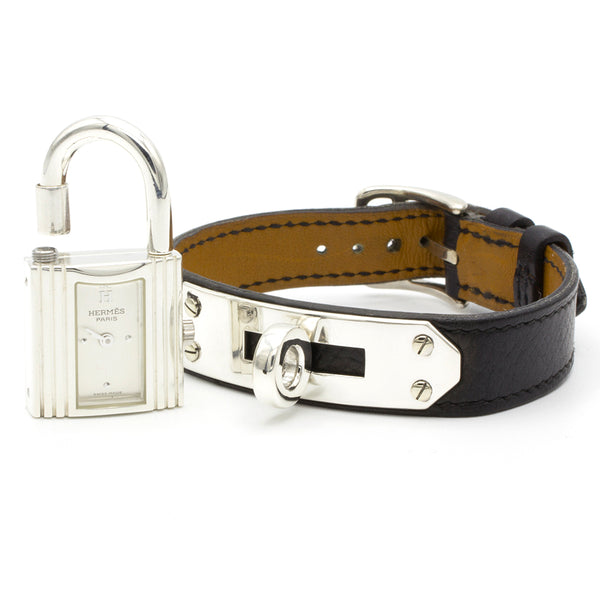 Hermes Watch  Kelly argent