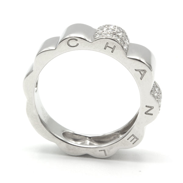Chanel ring Profil