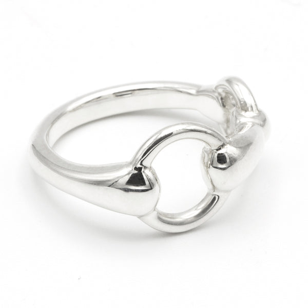 Hermes Horsebit ring