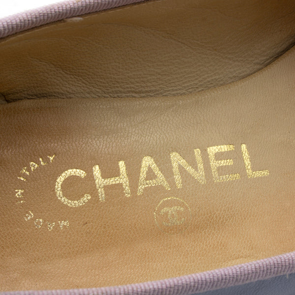Chanel ballerinas shoes
