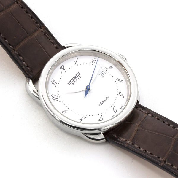 Hermes Arceau AR6.410 automatic watch