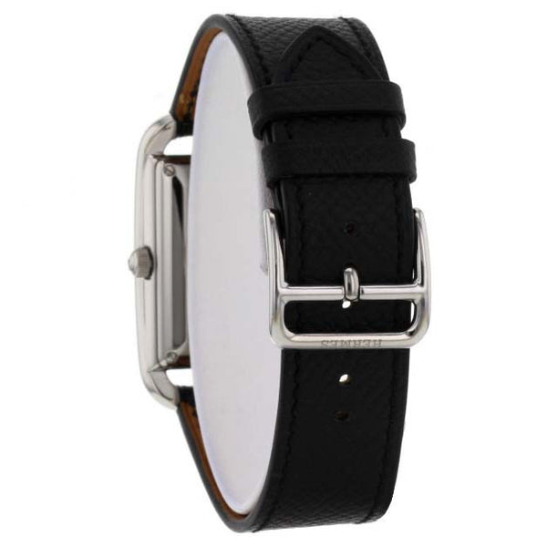 Hermes Cape Cod GM Black Dial Watch