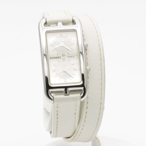 Hermès Cape Cod CC3.210 Dual Time watch