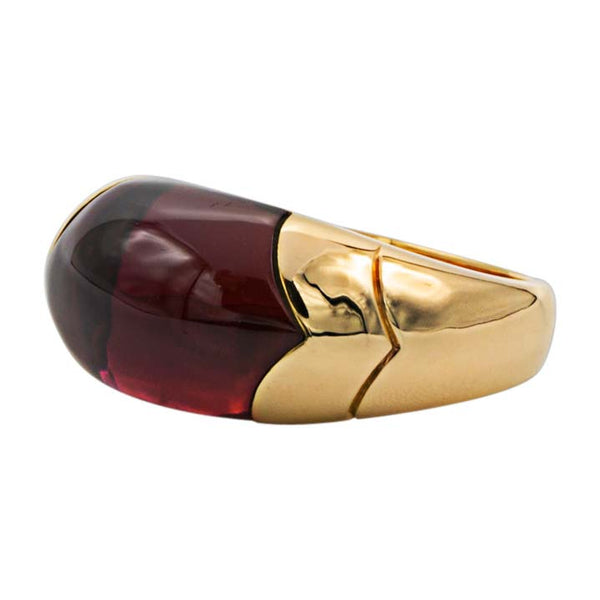 Bulgari Tronchetto ring