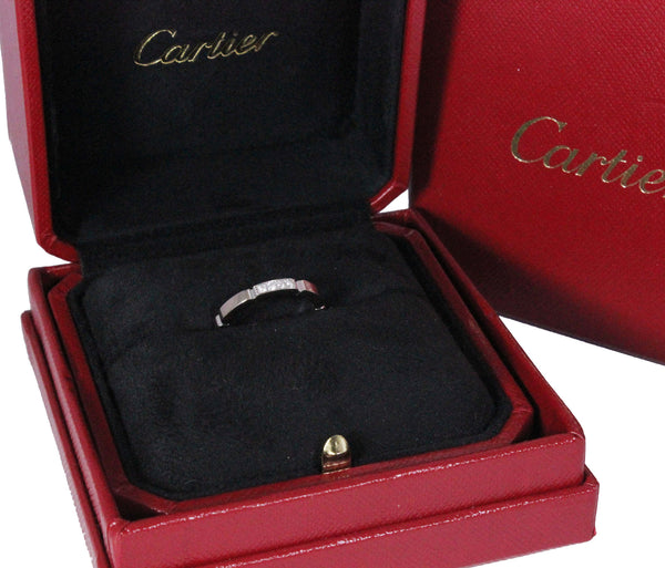 Cartier Panther Link Ring