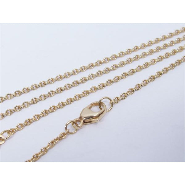 Chaumet Diamond & Gold Necklace