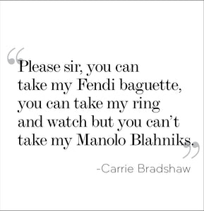 Manolo Blahnik - The Boys Who Made Shoes For Lizards!