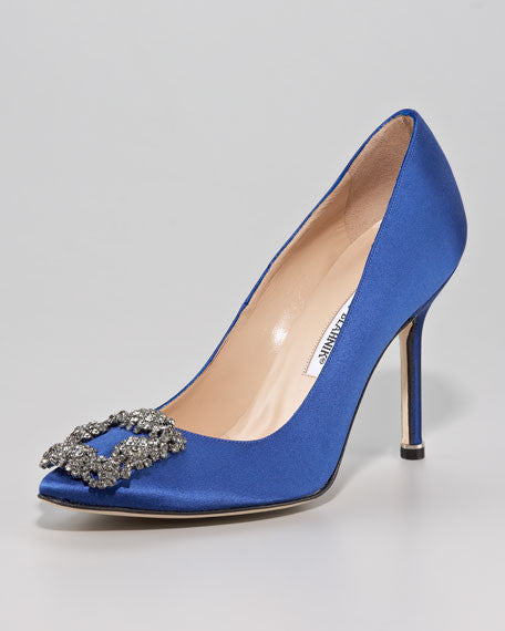 Shoe of the Week: Manolo Blahnik