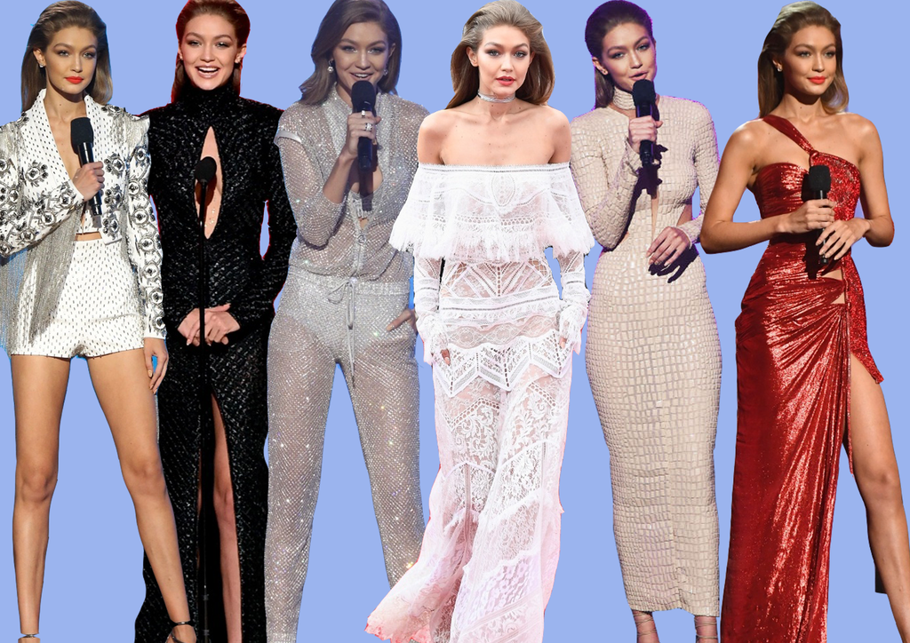 American Music Awards Best Dressed Award: Gigi Hadid!