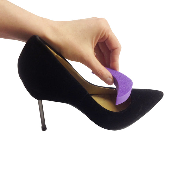 Pointed Shoe Sizing Inserts (1/2 Sizers (Purple))