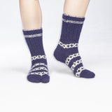 Chaand (Moon) Toe Socks
