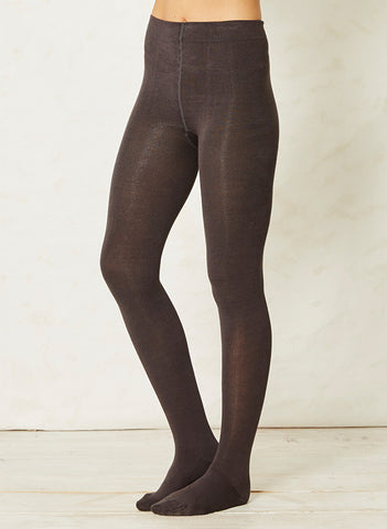 Bamboo Tights in Black