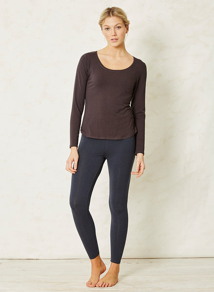 Bamboo Basic Leggings