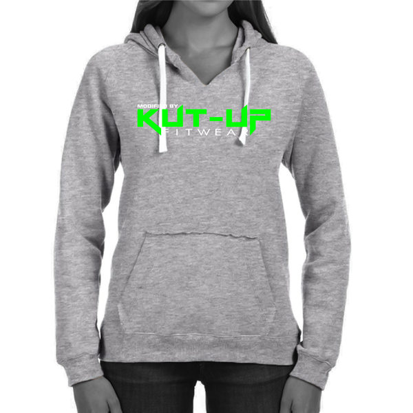 Kustom Women's Pullover - Oxford Grey
