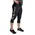 Axy Kapri Leggings - Black