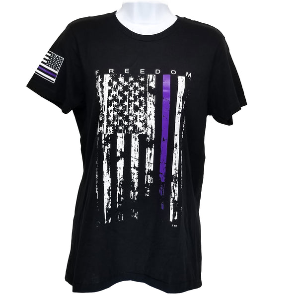 PSR Freedom Tee - Ladies