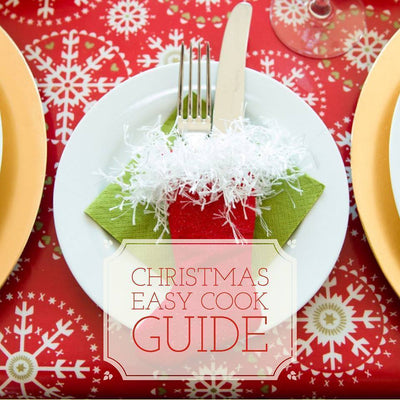 Easy Christmas Cook Guide