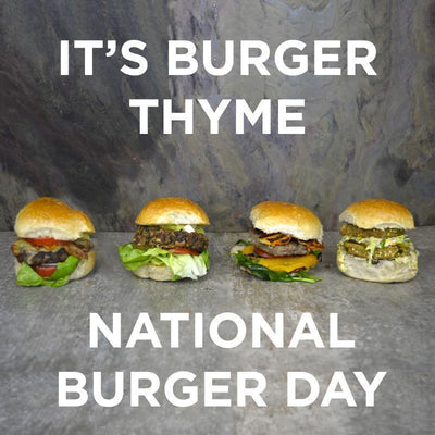 It's Burger Thyme