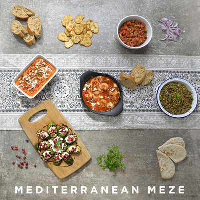 It's Thyme for Mediterranean Summer Meze