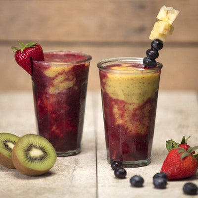 Smoothie Mix-Ups