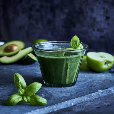 These Green Smoothies are Super-Natural