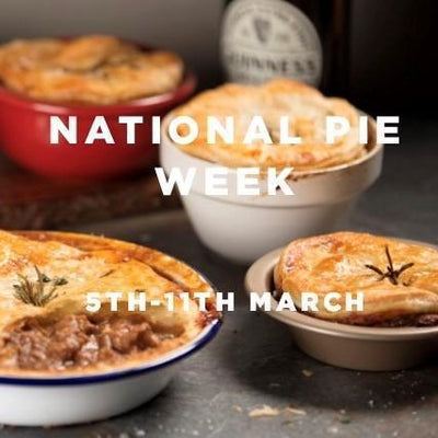 National Pie Week 2018