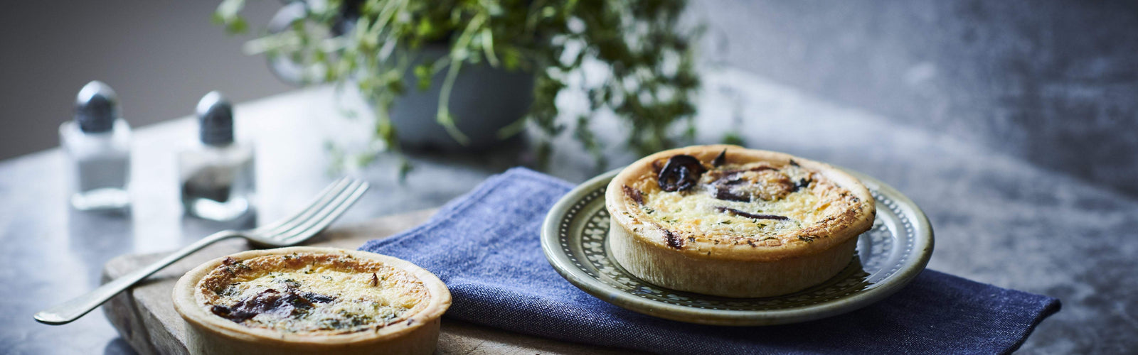 Traditional Pies & Tarts