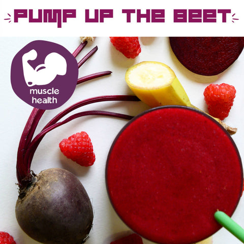 Pump up the Beet Smoothie
