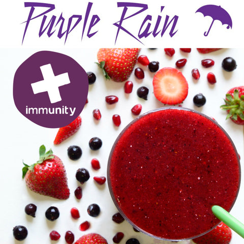 Purple Rain Smoothie