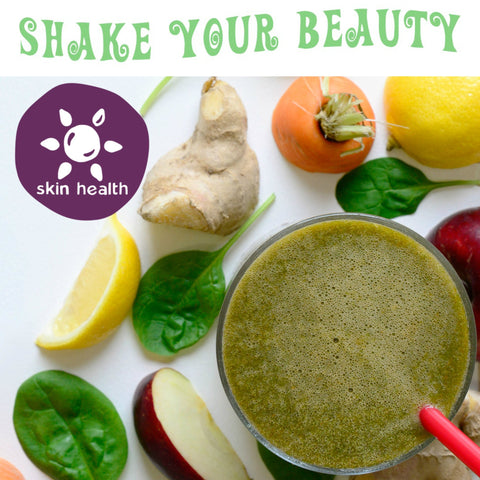 Shake your Beauty Smoothie