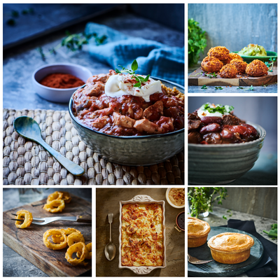 From our kitchen to yours, fantastic food from the freezer