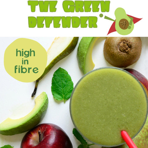 The Green Defender Smoothie