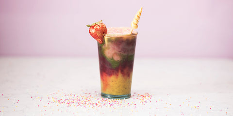 Unicorn Smoothie