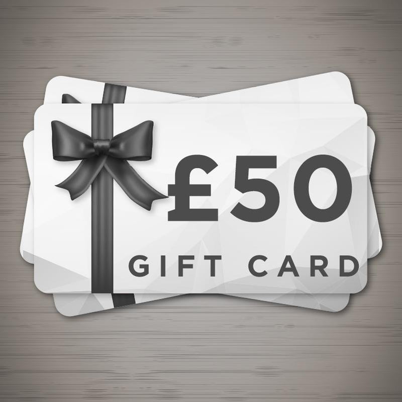 £50 Gift Card - Thyme