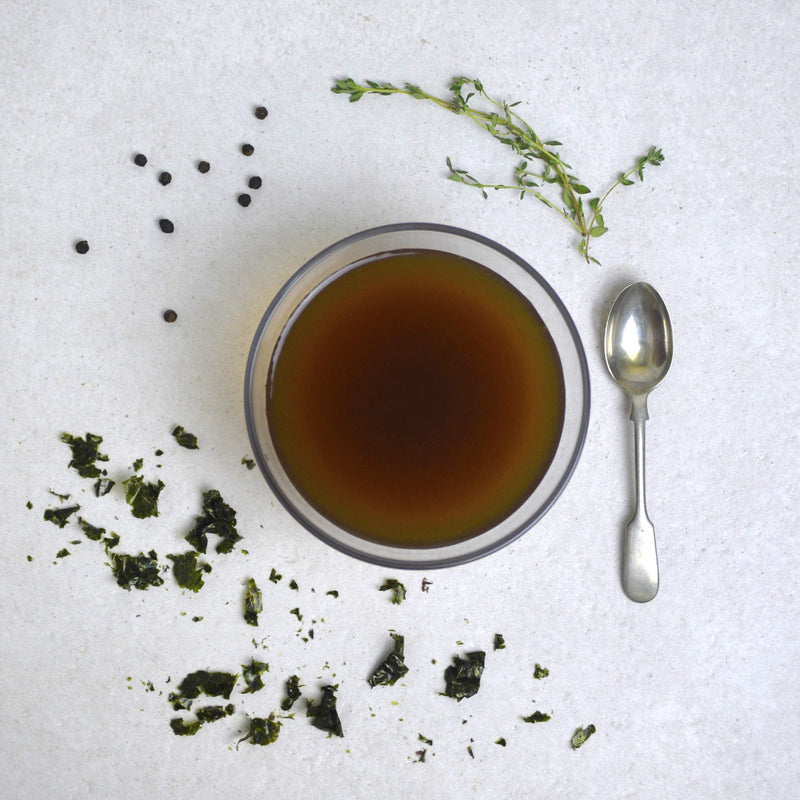 Osius Organic Beef Bone Broth with Seaweed - Thyme
