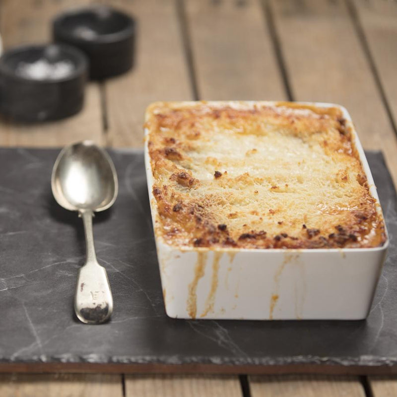 Gourmet frozen ready meals delivered direct. Beef Lasagne from Thyme.